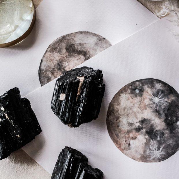 turmalina bruto tienda minerales esmagic
