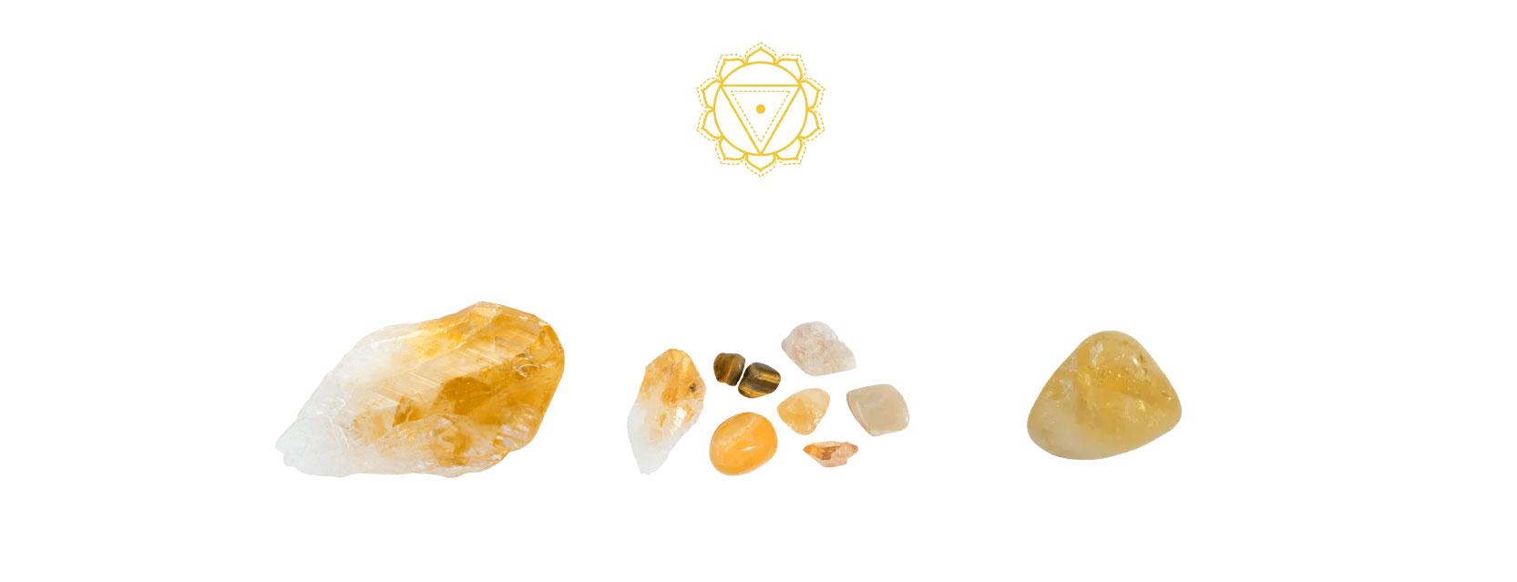 Piedras Chakra plexo solar