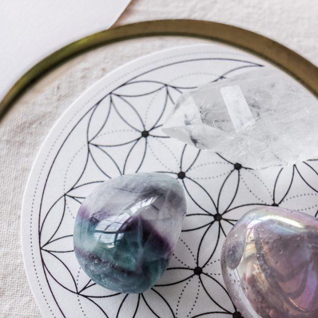 kit de minerales energía espiritual Esmagic